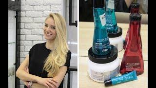 Процедура восстановления волос L'Oreal Professionnel Pro Fiber - Видео от Liza Krasnova ♥