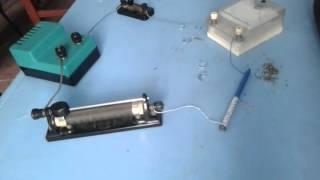 """Лабораторная работа """"Изготовление простейшего электромагнита и испытание его действия"""""""
