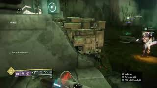 (XB1) raid race! going for worlds first on xbox!