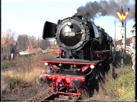 Sporend door Europa Duitsland, Ophalen SSN 23023 in Meiningen