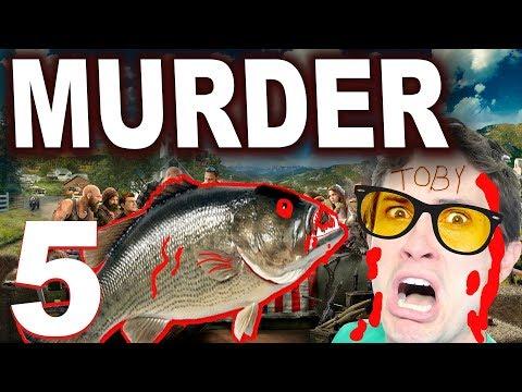 MURDER FISH!!  - Far Cry  5  ep. 5 - TobyGames