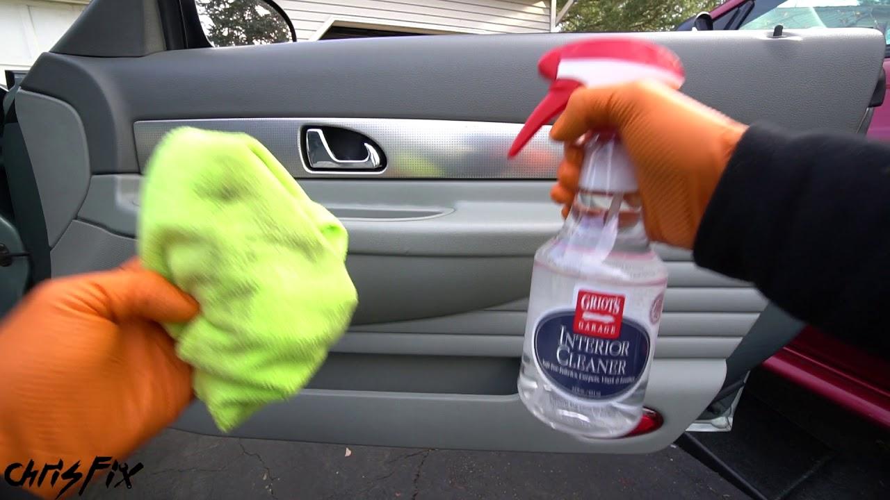Automotive Uv Protectant Spray 16 Fl Oz