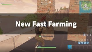 (PATCHED) Fortnite: How to Fast Farm