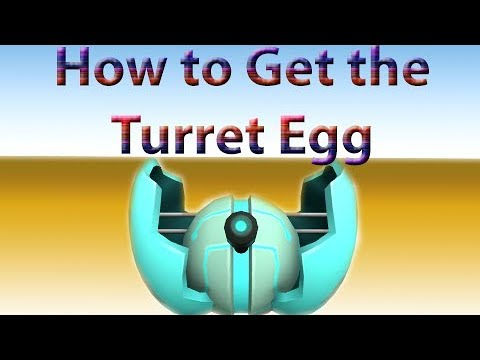 How to Get the Cracking Technoleggy Turret Egg | ROBLOX Egg Hunt 2019 Guide