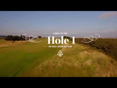 The Royal Dublin Golf Club - Hole 1