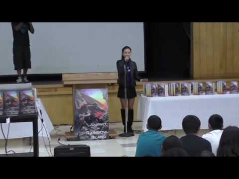 Christie Hsiao at Lennox Middle School #LosAngeles