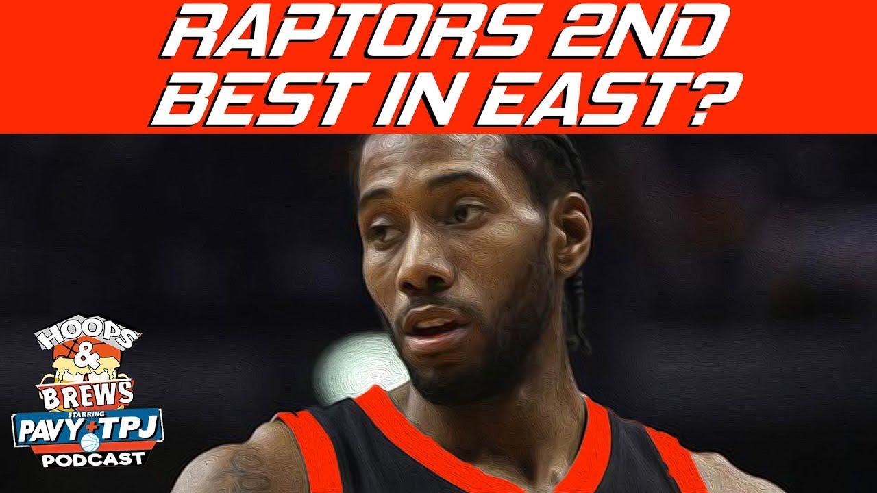 does-kawhi-leonard-make-raptors-2nd-best-team-in-east-hoops-n-brews