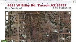 4.99 Acres - Drexel Heights - Tucson AZ