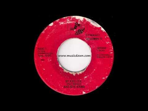 Batiste Band - Starlite [Dynasty] 1978 Rare Modern Soul Funk 45