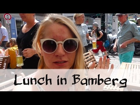 A spontaneous lunch in Bamberg | Germany | Summer 2016