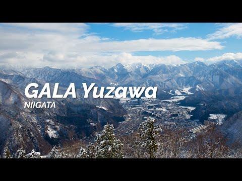 GALA Yuzawa, Niigata | One Minute Japan Travel Guide