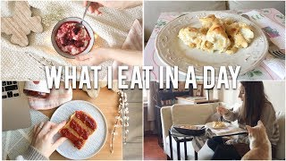 WHAT I EAT IN A DAY #5