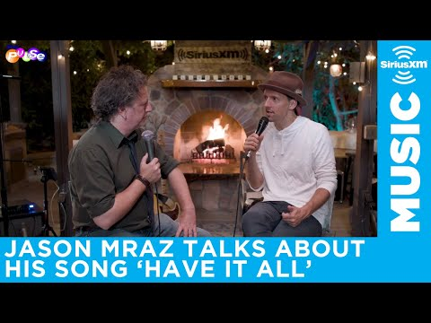 Jason Mraz on how his song Know It All came to be