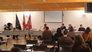 Reunião do executivo municipal em 20 de Fevereiro de 2013