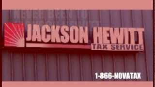 Never Been to Jackson Hewitt (Tax Service)