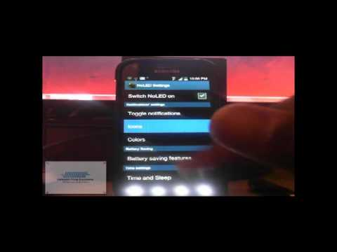 change ringtone for application notifications on galaxy s5