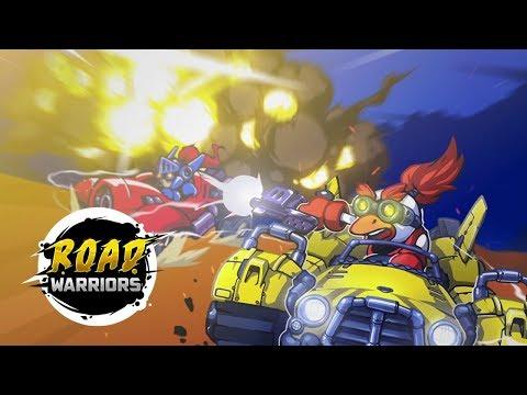 Road Warriors - Unlimited Coins Hack