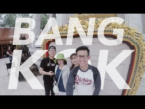 Fascinating Bangkok 2017 / By The Uninitiated
