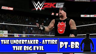 WWE 2K15 (PS4) - DEAD MAN WALKING: The Undertaker Big Evil Attire
