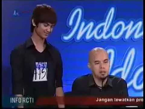 Justin Bieber (Baby) - Indonesian Idol 2012 Funny Audition - (Lyric Asal Asalan)
