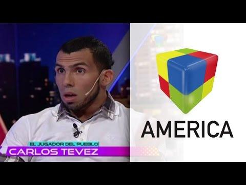"""Reviví la entrevista del año: Tevez en """"Animales Sueltos"""""""