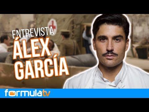 Álex García confiesa cómo son los 'kikis' en 'Tiempos de guerra'