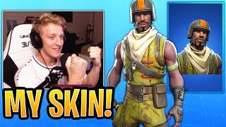 Tfue LOVES Skins and Reveals the Skin He Wants the MOST! - Fortnite Best and Funny Moments