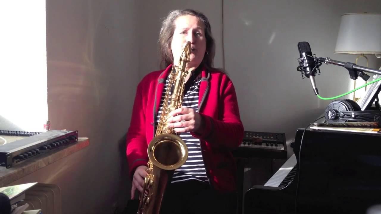 Saxophon Onlin