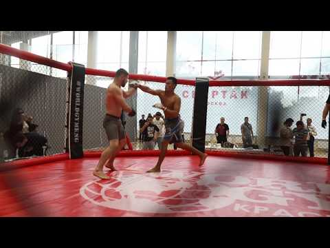 Колизей: Битва Чемпионов 7: Мабат Одинаев (Таджикистан) vs. Нурлан уулу Эсен (Кыргызстан) | 70 кг