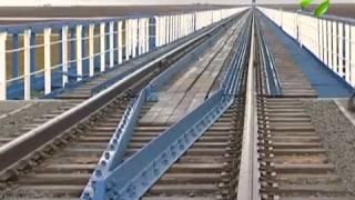 Первая концессионная железная дорога в России будет построена на Ямале(Соглашение подписали губернатор Дмитрий Кобылкин и президент РЖД Олег Белозеров. Документ предусматривае..., 2016-10-20T09:07:42.000Z)