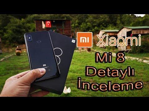 Gri alan kalmayacak! Xiaomi Mi 8 inceleme videosu...