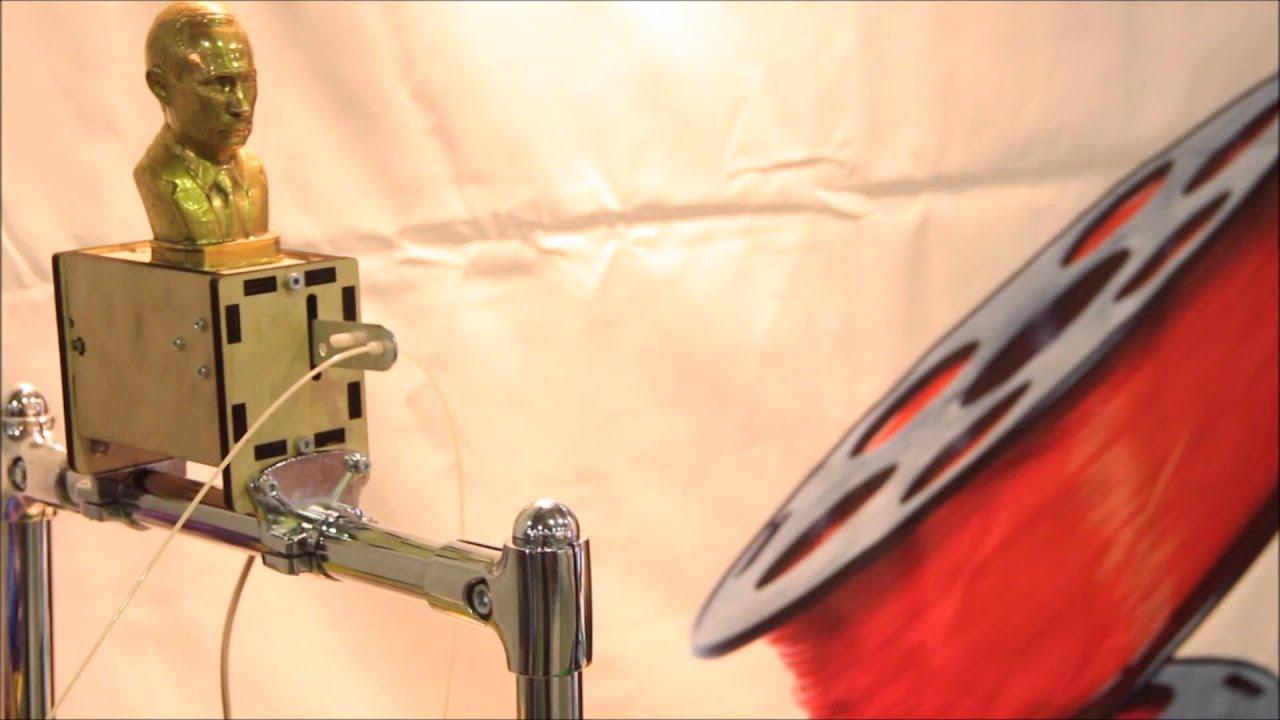 Эксперементальный экструдер для изготовления нити 1.75мм для 3д .