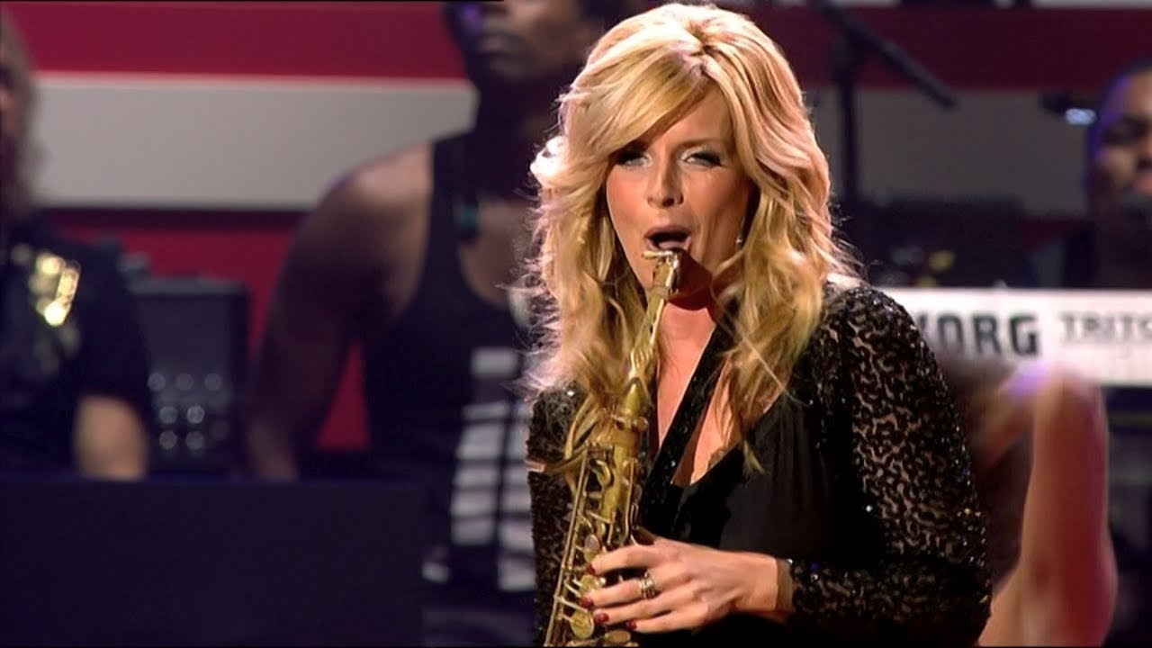 Candy Dulfer Pick Up The Pieces Sax A Go Go 2008