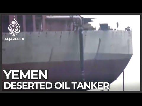 Deserted oil tanker in Yemen: Houthis ask for help