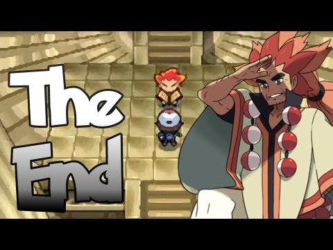 Let's Play Pokemon: Black - The End - Champion Alder