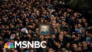 Iran Vows 'Revenge' Over Top General's Killing | All In | MSNBC