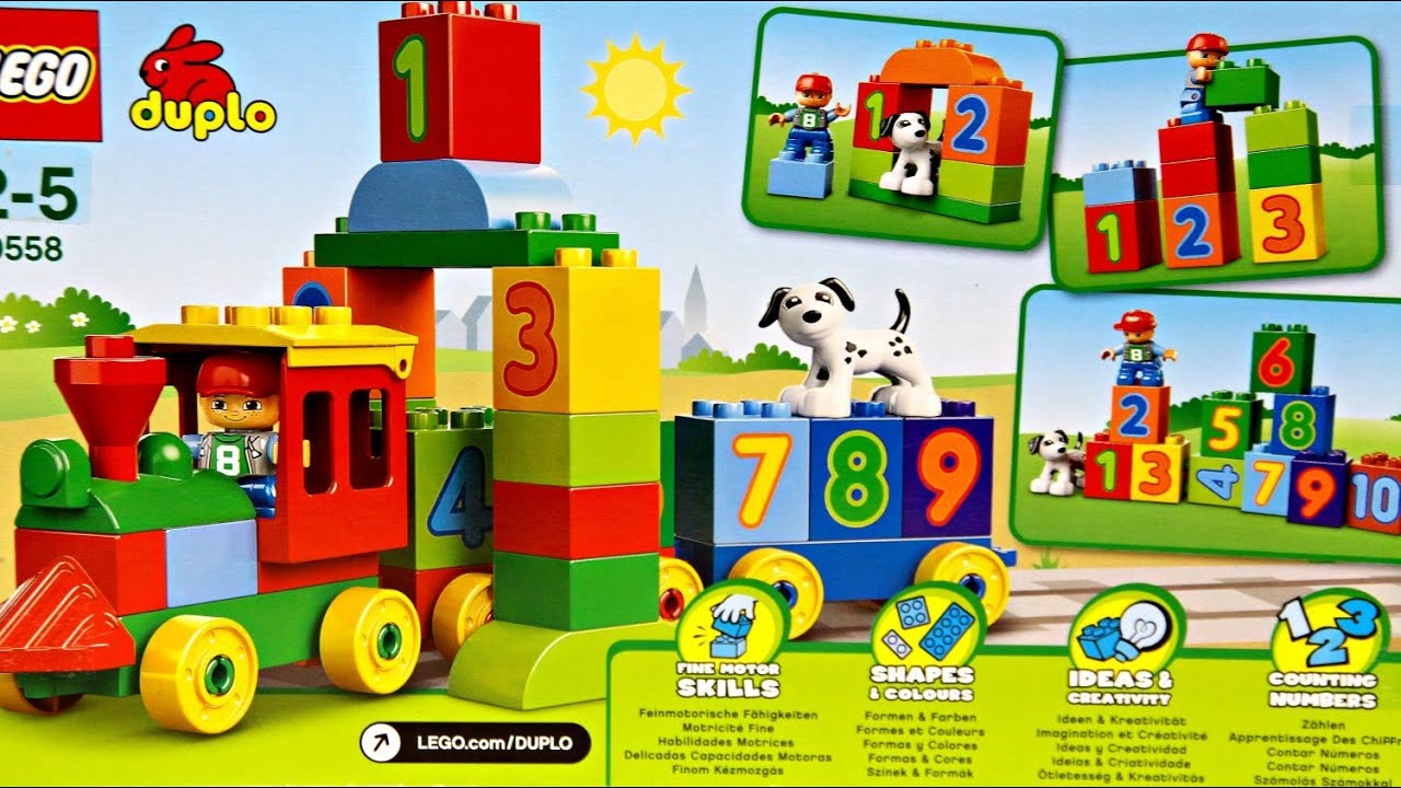 LEGO vs. DUPLO (2011) - YouTube   What Are Duplos