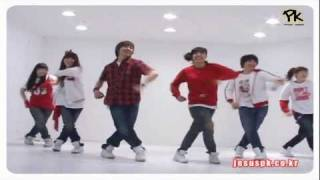 [PK] PK캐롤 carol -Promise Keepers worship Dance (praise and worship songs) CCD워십댄스