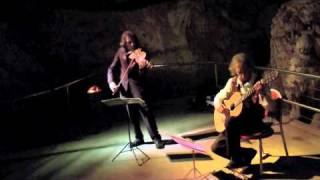 The Old Gypsy - violin & guitar. The Paganini Duo