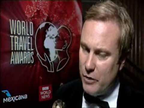 Pierre Delvaux, CEO, Thanda Private Game Reserve @ WTA Grand Final 2009