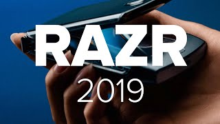 Motorola Razr 2019 im Test: das Klapp-Handy im Hands-on | deutsch