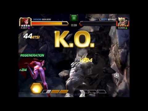 [KenOB] vs [M777] Alliance Wars - Marvel Contest of Champions
