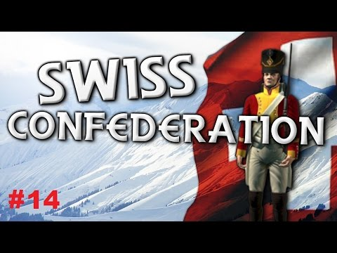 Ep14 Swiss Confederation Napoleon Total War Darthmod 2.65 Defense of Venice Ouch