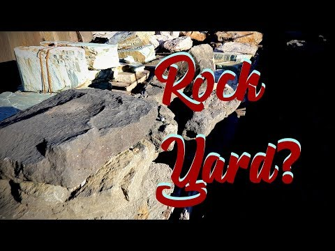 Landscape Rock Yard For Aquarium Hadscape Stones?