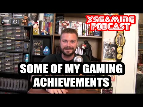 SOME OF MY GAMING ACHIEVEMENTS