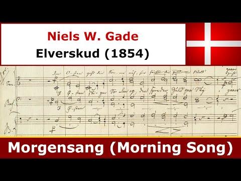 Niels W Gade - Morgensang - Københavns Drengekor