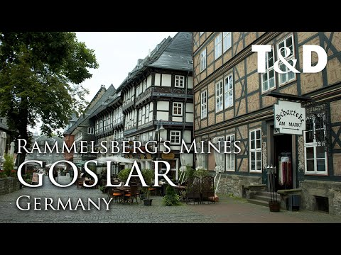 Rammensberg's Mines And Goslar - Germany Best Place - Travel & Discover