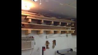 Ep.83 Lumber Storage