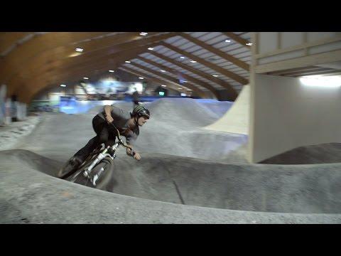 Indoor Bikepark in Pfäffikon Zürich - Official Opening Video