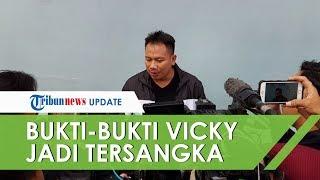 Ini Bukti hingga Vicky Prasetyo Ditetapkan Jadi Tersangka Penggerebekan Angel Lelga